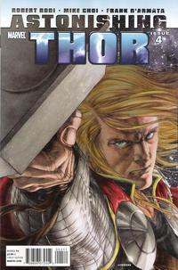 Cover Thumbnail for Astonishing Thor (Marvel, 2011 series) #4
