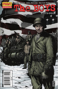 Cover Thumbnail for The Boys (Dynamite Entertainment, 2007 series) #54