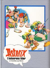 Cover Thumbnail for Asterix [Seriesamlerklubben] (Hjemmet / Egmont, 1998 series) #[6] - Asterix i keiserens klær