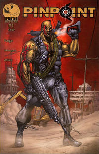 Cover Thumbnail for Pinpoint (Big Dog Ink, 2011 series) #1