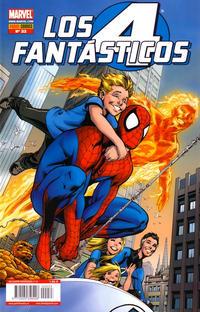 Cover Thumbnail for Los 4 Fantásticos (Panini España, 2008 series) #33