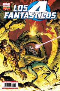 Cover Thumbnail for Los 4 Fantásticos (Panini España, 2008 series) #34