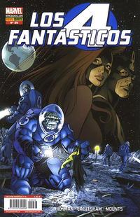 Cover Thumbnail for Los 4 Fantásticos (Panini España, 2008 series) #36