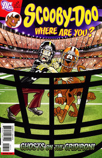Cover Thumbnail for Scooby-Doo, Where Are You? (DC, 2010 series) #7 [Direct Sales]