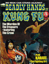 Cover Thumbnail for The Deadly Hands of Kung Fu (K. G. Murray, 1975 series) #16