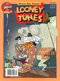 Cover Thumbnail for Looney Tunes Magazine (DC, 1989 series) #4 [Newsstand]