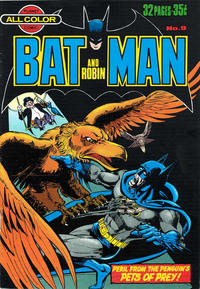 Cover Thumbnail for Batman and Robin (K. G. Murray, 1976 series) #9