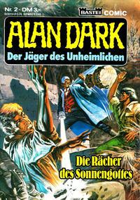 Cover Thumbnail for Alan Dark (Bastei Verlag, 1983 series) #2