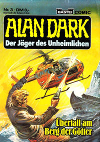 Cover Thumbnail for Alan Dark (Bastei Verlag, 1983 series) #3