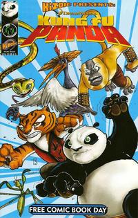 Cover Thumbnail for Kizoic Presents: Dreamworks Kung Fu Panda / Kizoic Presents: Richie Rich in Eruption Disruption! (Ape Entertainment, 2011 series)
