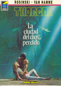 Cover Thumbnail for Pandora (NORMA Editorial, 1989 series) #12