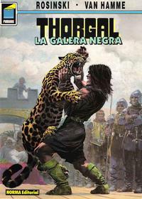 Cover Thumbnail for Pandora (NORMA Editorial, 1989 series) #51 - Thorgal. La galera negra
