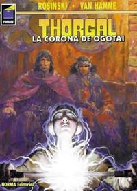 Cover Thumbnail for Pandora (NORMA Editorial, 1989 series) #57 - Thorgal. La corona de Ogotai