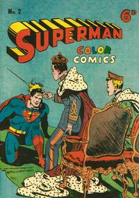 Cover Thumbnail for Superman (K. G. Murray, 1947 series) #2