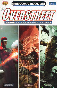 Cover Thumbnail for The Overstreet Guide to Collecting Comics - Free Comic Book Day 2011 (Gemstone, 2011 series)