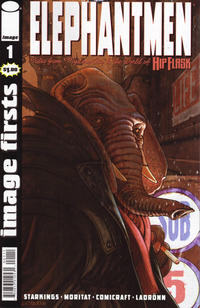 Cover for Image Firsts: Elephantmen (Image, 2011 series) #1