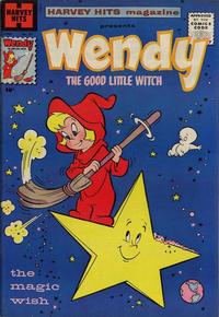 Cover Thumbnail for Harvey Hits (Harvey, 1957 series) #21