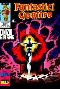 Cover Thumbnail for Fantastici Quattro (Edizioni Star Comics, 1988 series) #16