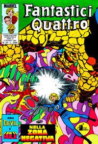 Cover Thumbnail for Fantastici Quattro (Edizioni Star Comics, 1988 series) #23