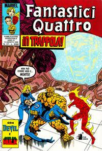 Cover Thumbnail for Fantastici Quattro (Edizioni Star Comics, 1988 series) #27