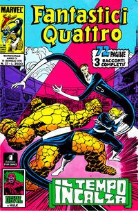 Cover Thumbnail for Fantastici Quattro (Edizioni Star Comics, 1988 series) #37