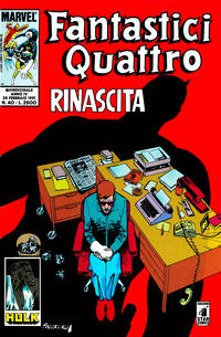 Cover Thumbnail for Fantastici Quattro (Edizioni Star Comics, 1988 series) #40