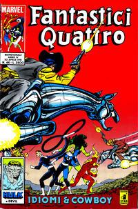 Cover Thumbnail for Fantastici Quattro (Edizioni Star Comics, 1988 series) #44