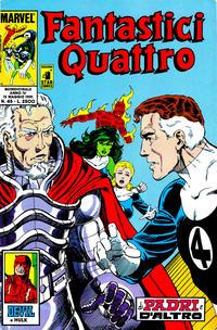 Cover Thumbnail for Fantastici Quattro (Edizioni Star Comics, 1988 series) #45