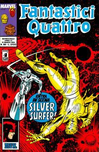 Cover Thumbnail for Fantastici Quattro (Edizioni Star Comics, 1988 series) #88