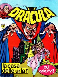 Cover Thumbnail for Corriere della Paura Presenta Dracula (Editoriale Corno, 1976 series) #1