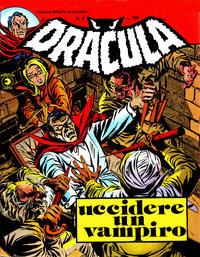 Cover Thumbnail for Corriere della Paura Presenta Dracula (Editoriale Corno, 1976 series) #2