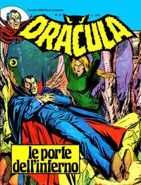 Cover Thumbnail for Corriere della Paura Presenta Dracula (Editoriale Corno, 1976 series) #5