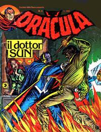 Cover Thumbnail for Corriere della Paura Presenta Dracula (Editoriale Corno, 1976 series) #6