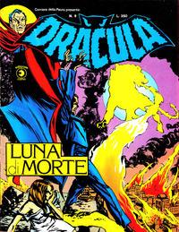 Cover Thumbnail for Corriere della Paura Presenta Dracula (Editoriale Corno, 1976 series) #9