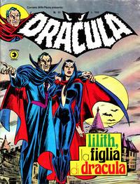 Cover Thumbnail for Corriere della Paura Presenta Dracula (Editoriale Corno, 1976 series) #11