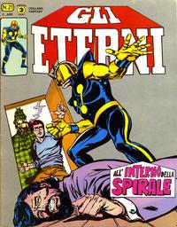 Cover Thumbnail for Gli Eterni (Editoriale Corno, 1978 series) #21