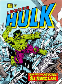 Cover Thumbnail for L'Incredibile Hulk (Editoriale Corno, 1980 series) #20