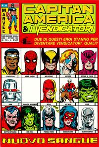 Cover Thumbnail for Capitan America & i Vendicatori (Edizioni Star Comics, 1990 series) #10