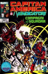 Cover Thumbnail for Capitan America & i Vendicatori (Edizioni Star Comics, 1990 series) #46