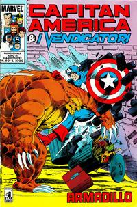 Cover Thumbnail for Capitan America & i Vendicatori (Edizioni Star Comics, 1990 series) #50
