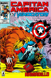 Cover Thumbnail for Capitan America & i Vendicatori (Edizioni Star Comics, 1990 series) #50