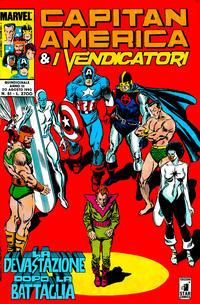 Cover Thumbnail for Capitan America & i Vendicatori (Edizioni Star Comics, 1990 series) #51