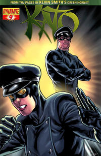 Cover Thumbnail for Kato (Dynamite Entertainment, 2010 series) #9 [Carlos Rafael Cover]