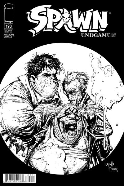 Cover for Spawn (Image, 1992 series) #193