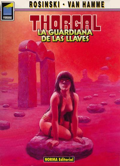 Cover for Pandora (NORMA Editorial, 1989 series) #32