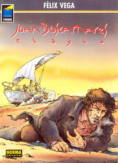 Cover for Pandora (NORMA Editorial, 1989 series) #67