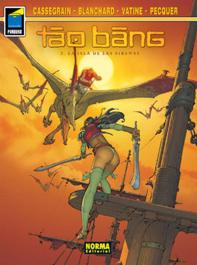 Cover for Pandora (NORMA Editorial, 1989 series) #108