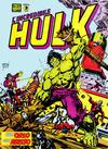 Cover for L'Incredibile Hulk (Editoriale Corno, 1980 series) #27