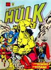 Cover for L'Incredibile Hulk (Editoriale Corno, 1980 series) #28