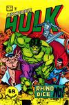 Cover for L'Incredibile Hulk (Editoriale Corno, 1980 series) #31